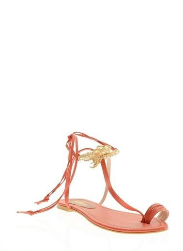 Divarese Sandalet Mercan
